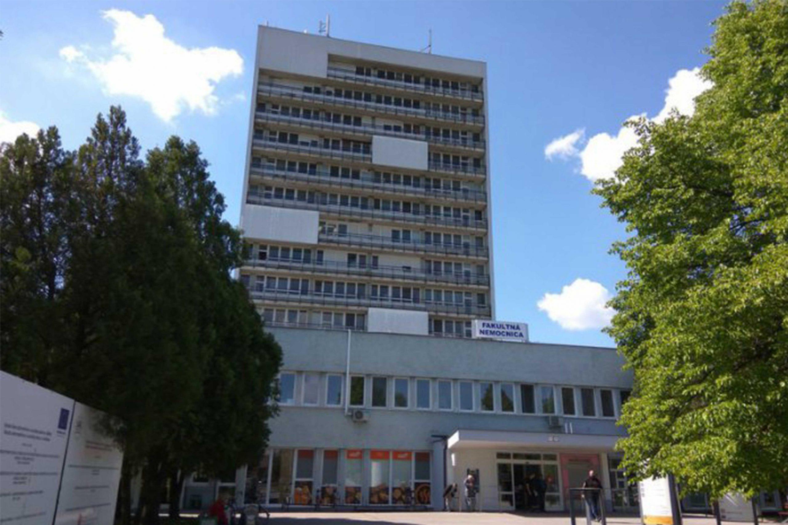 Nemocnica Nové Zámky